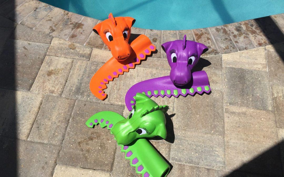Noodle Petz Raku the Dragon Trio