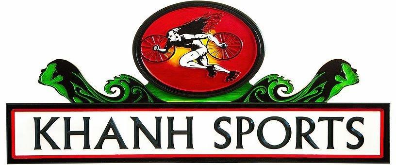 Khanh Sports Logo - Retail Location for NoodlePetz® animal pool noodle toys