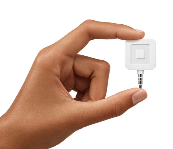 You can choose Square at checkout!